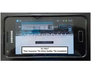 Uber Amsterdam 18082014